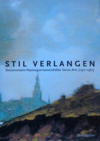 Dorus Arts DVD voorkant Nijmegen
